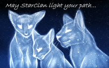 May starclan light your path by izzitheepic19-d6rkjty