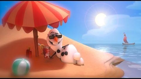 """Frozen """"In Summer"""" song -- Official HD"""