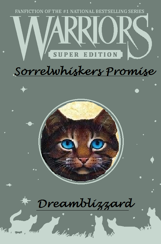 Warrior Cats Book Cover Template ~ Sorrelwhiskers promise animal jam clans stories wiki