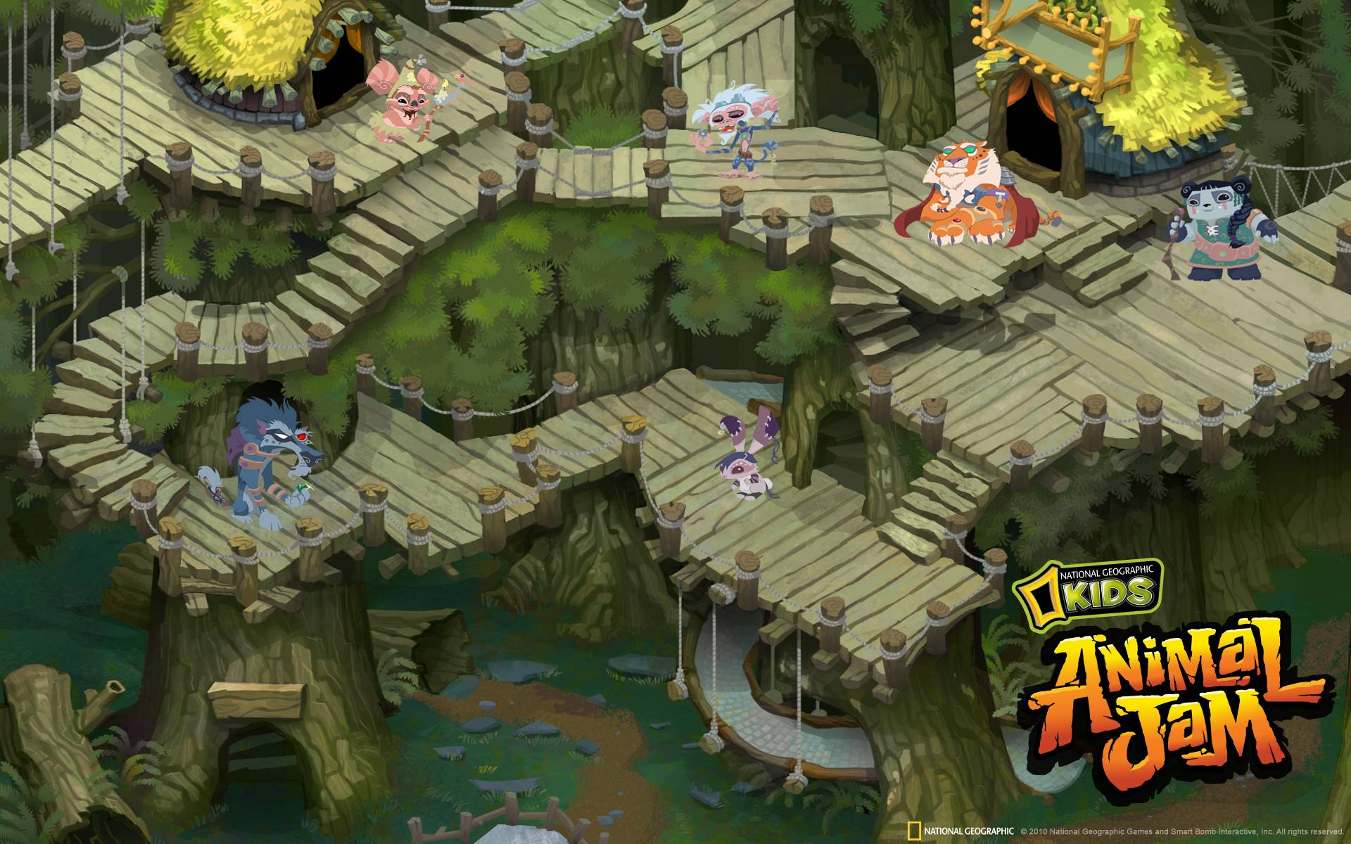 Discuss Everything About Animal Jam Play Wild Clans Wiki