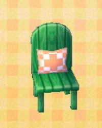 File:Green Chair .JPG