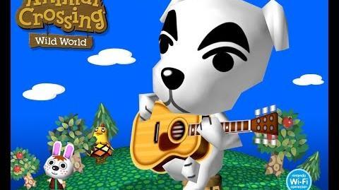 Animal Crossing Wild World Hourly Music 1 AM - 12 AM