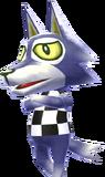 -Lobo - Animal Crossing New Leaf