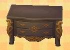 Rococo Dresser