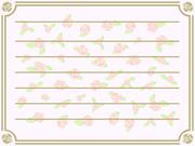 Floral-paper