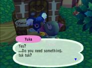 Yuka intro