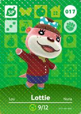 Amiibo 017 Lottie
