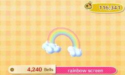 Rainbow Screen Catalog