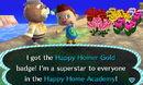 Happy homer gold
