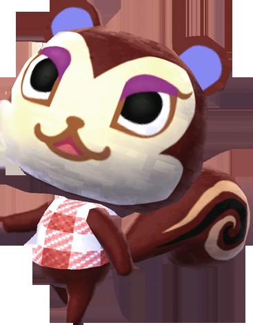 File:Pecan - Animal Crossing New Leaf.png
