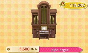 Organ in Catalog