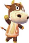 Patty - Animal Crossing New Leaf