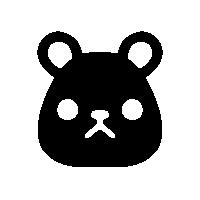 File:HamsterSpeciesIconSilhouette.png