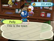 Pelly in-game