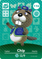 Amiibo 116 Chip