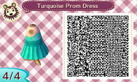 Turquoise Prom Dress 44