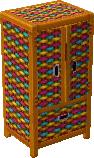 Cabana wardrobe colorful