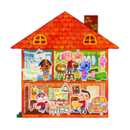 Animal Crossing - Happy Home Designer - Artwork 02