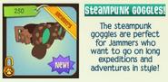 Jamaa-Journal Vol-025 Steampunk-Goggles