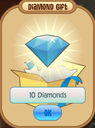 Promo-Gift Diamonds-10