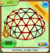 MonkeyJungleGym Red(3)