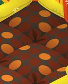 Bounce-House Lava-Floor