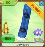 Shop Snowboard Navy