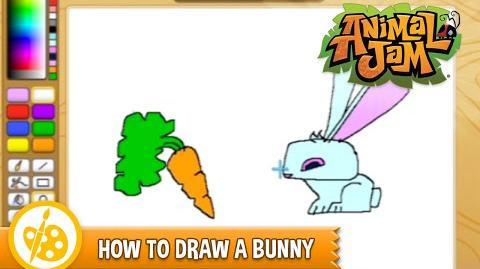 Sketch Jam - How to Draw a Bunny