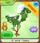 Lit Lemur Topiary