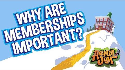 Memberships in AnimalJam.com