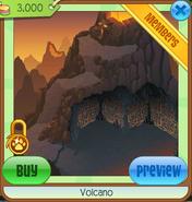 Den Volcano
