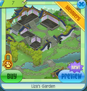 Liza's garden