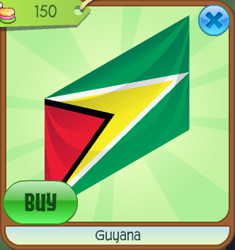 Guyana (Flag)Fan Feed
