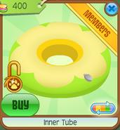 Inner-Tube Flower