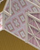 Ol-Barn Pink-Argyle-Walls