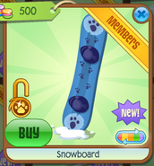 Shop Snowboard Blue