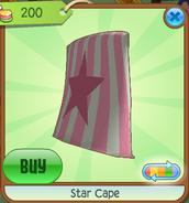 Shop Star-Cape Pink