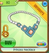 Princess necklace07