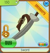 Shop Sword Brown 2011