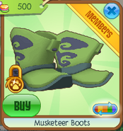 Musketeer boots 3