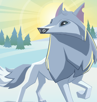 Arctic wolf animal jam wiki fandom powered by wikia - How to get a bat on animal jam ...
