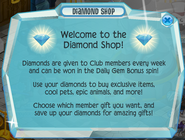 Welcome to the Dimond Shop