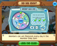 Daily-Spin Join-The-Club