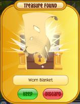 Worn Blanket Cream Return Of The Phantoms