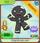 Bahari-Bargains Gingerbread-Man Black
