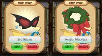 Claw Prizes