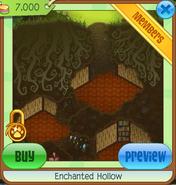 Den Enchanted Hollow