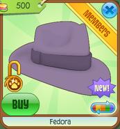 Shop Fedora Purple