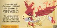 Phoenix Armor Set