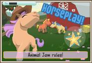 JAG Horseplay